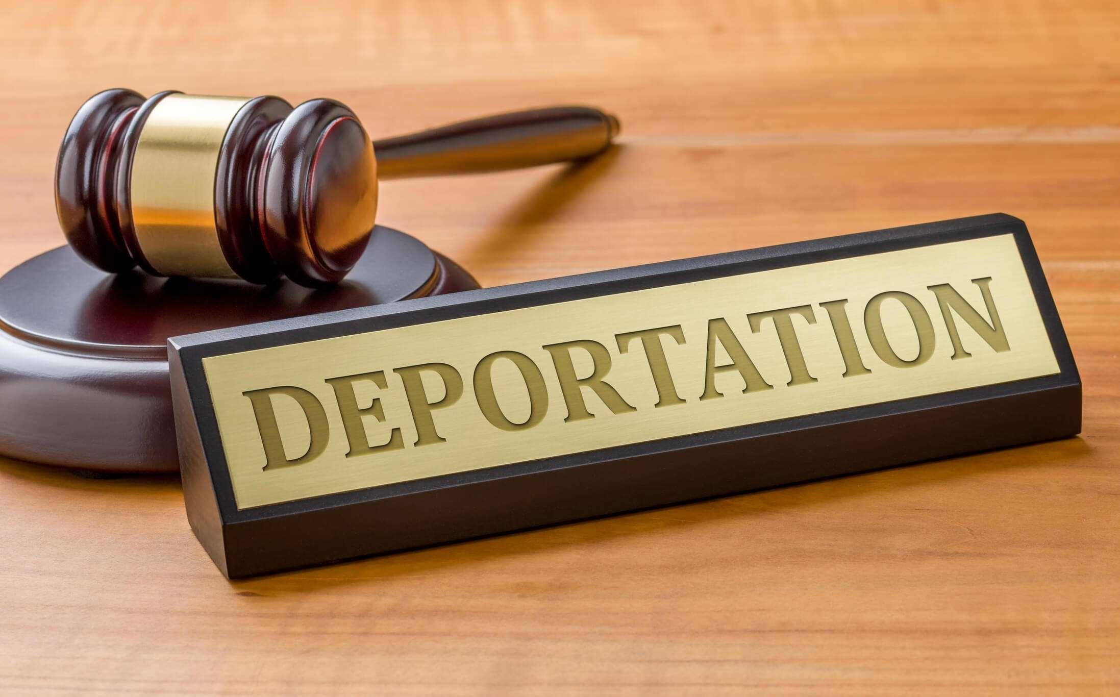 Aprenda de uma vez por todas o que é deportação e por que ocorre