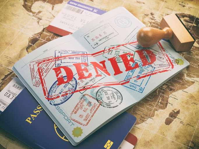 O que fazer em caso de visto americano negado? Veja aqui!