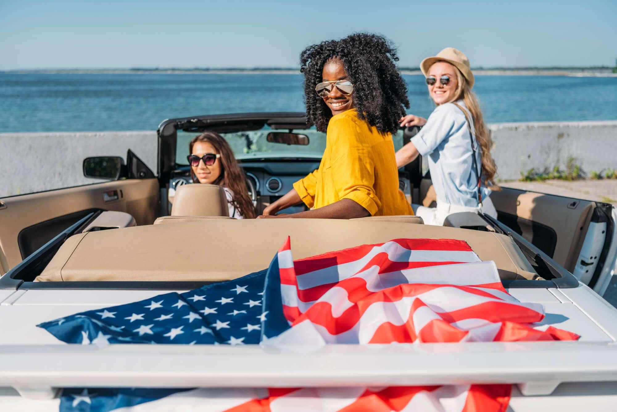 Posso dirigir nos EUA com habilitação brasileira? Descubra agora!