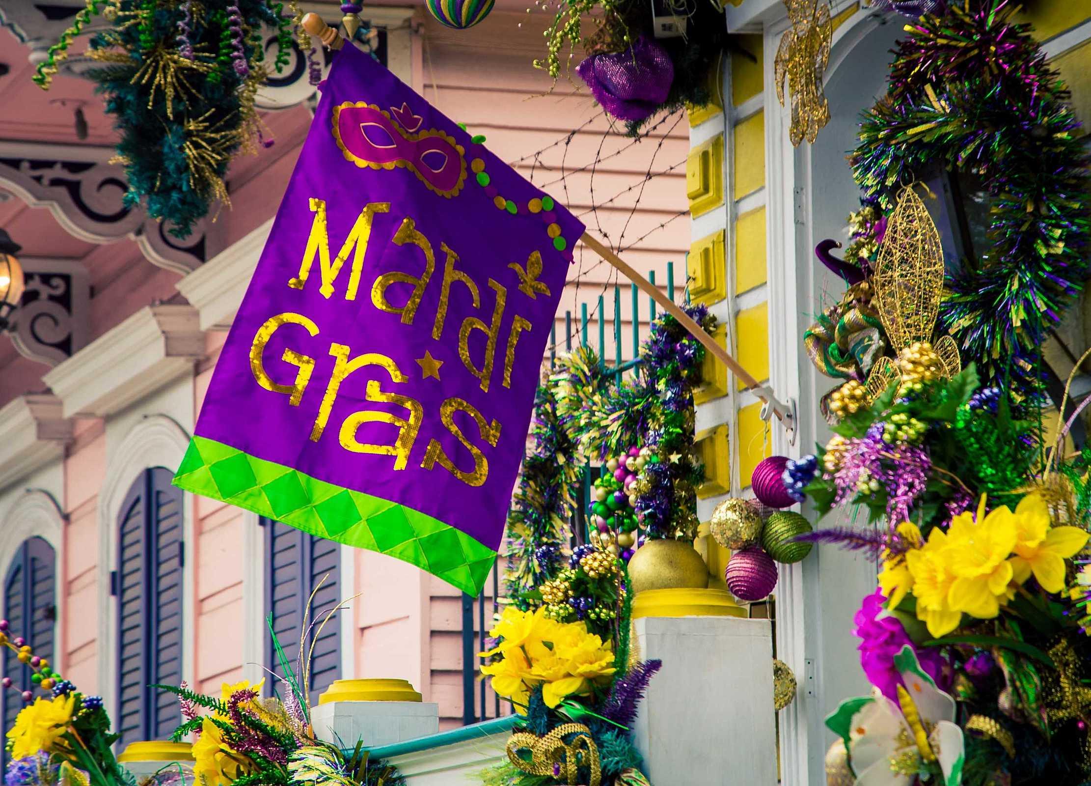 Conheça o Mardi Gras, o carnaval nos Estados Unidos