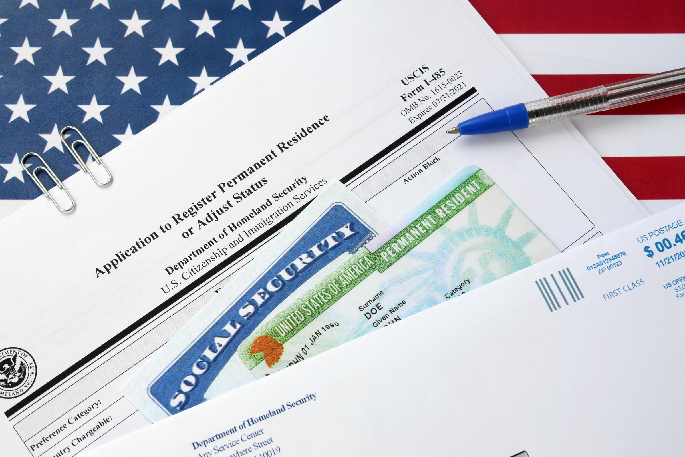 O que significa o Receipt Number do USCIS no processo de imigração?