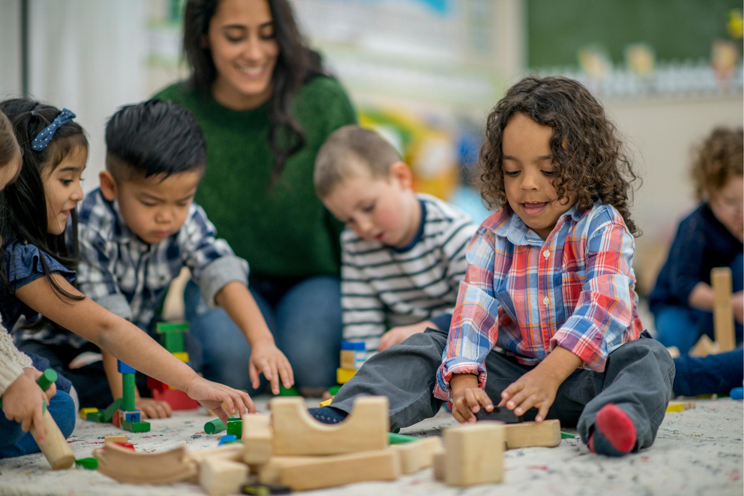 Veja como funciona a educação infantil no sistema educacional americano